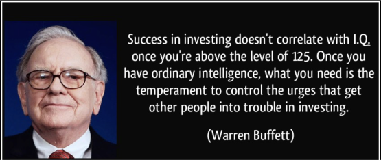buffett EQ