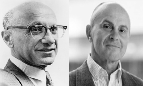 friedman and fama
