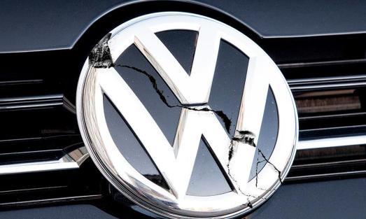 VW cracked