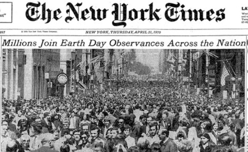 1970 earth day